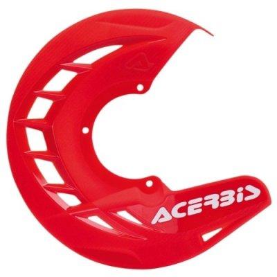 画像1: ACERBIS Fディスクカバー Red