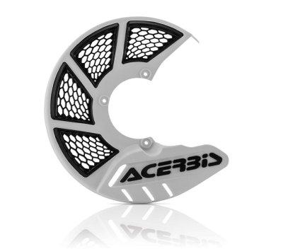 画像1: ACERBIS Fディスクカバー Xブレーキ2.0 White/Black