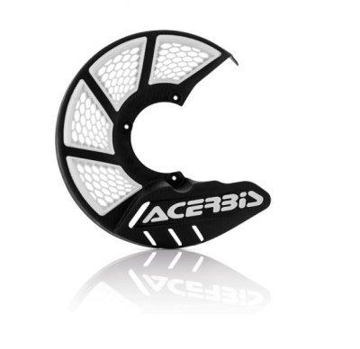 画像1: ACERBIS Fディスクカバー Xブレーキ2.0 Black/White